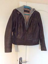 Next Leather Jacket Size 12