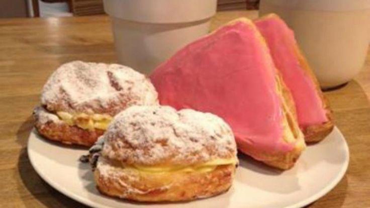 De papflap - WTF.nl komt elke woensdag met een recept. Voor jou, van ons. Omdat er niets boven eten gaat. Vandaag gaan we voor een Belgische specialiteit: de papflap. Supermakkelijk te maken. Het is eigenlijk een kruising tussen een appelflap, een cronut en een tompouce. Maar dan extra groot.