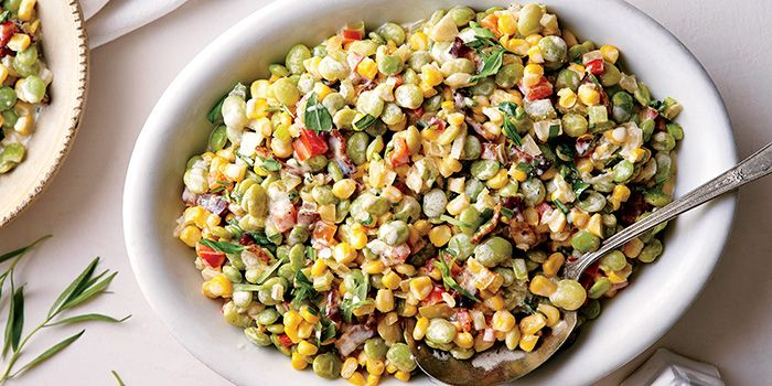 Anatomy of a Classic: French-Style Succotash | Garden and Gun