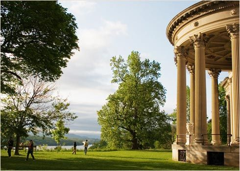 The Vanderbilt Mansion would be one of my first choices of venue for the reception.