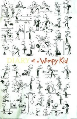 32 best diary of a wimpy kid images on pinterest wimpy for Diary of a wimpy kid crafts