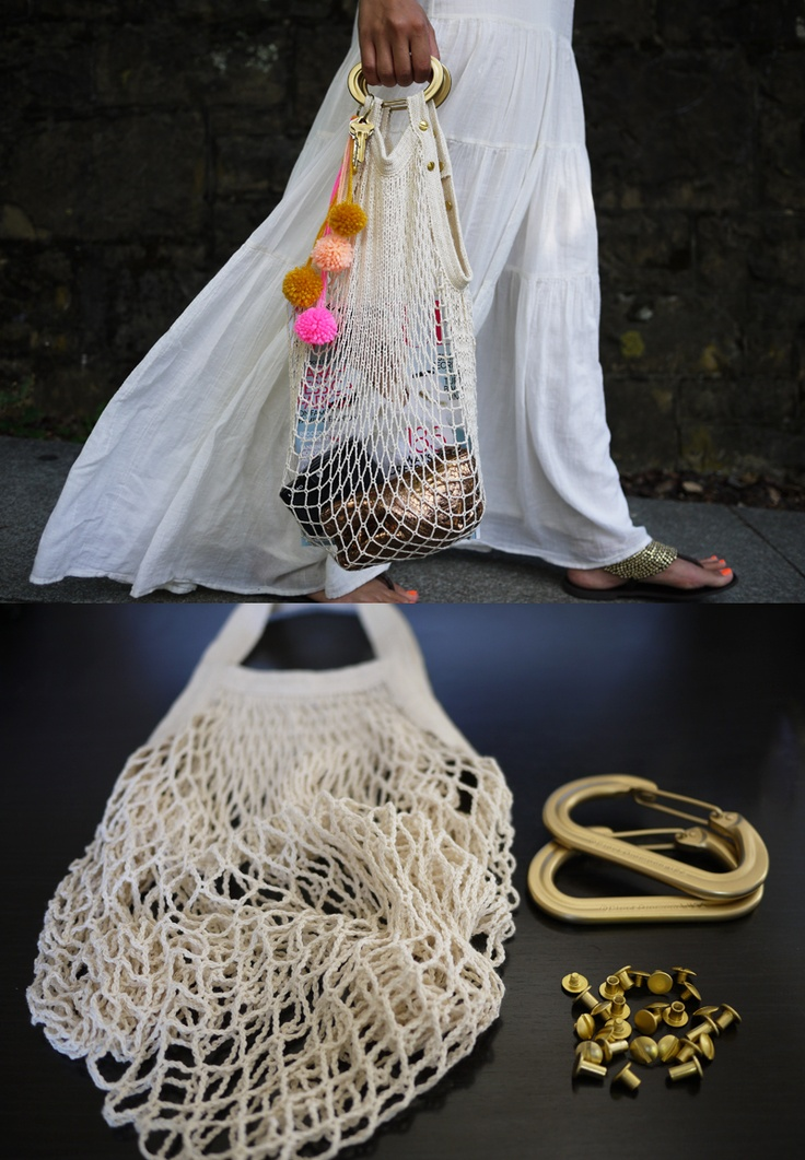 DIY Net Bag