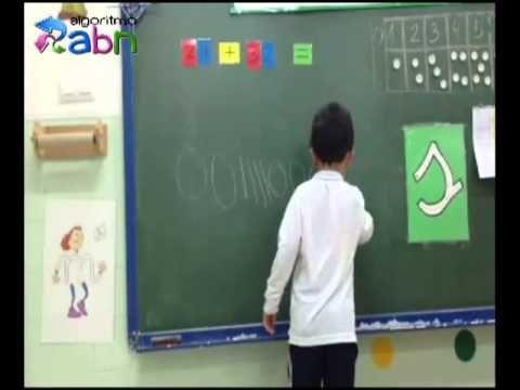 Sumas de dos dígitos en infantil 4 años - YouTube