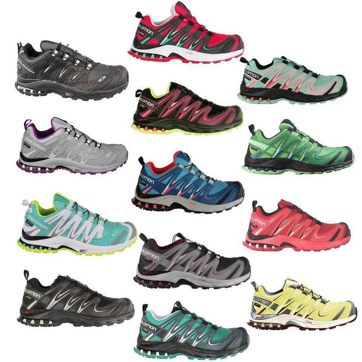 Salomon XA Pro GTX GoreTex Damen-Laufschuhe Outdoorschuhe Trail Running Cross in Sport, Fitness & Jogging, Sonstige | eBay!
