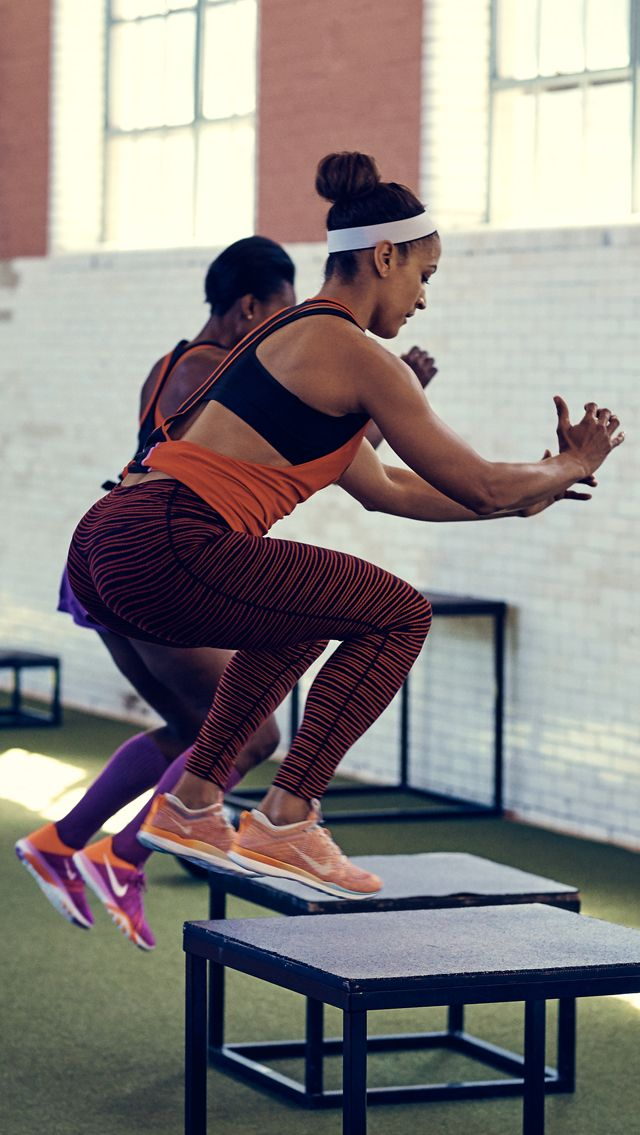Take our new Nike Free shoes for a spin with 4 Weeks of Workout Programming.