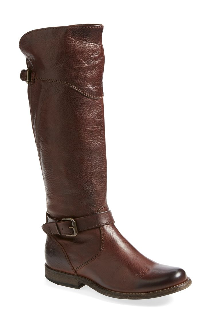 Definitely a classic! Obsessed with the Frye riding boots.