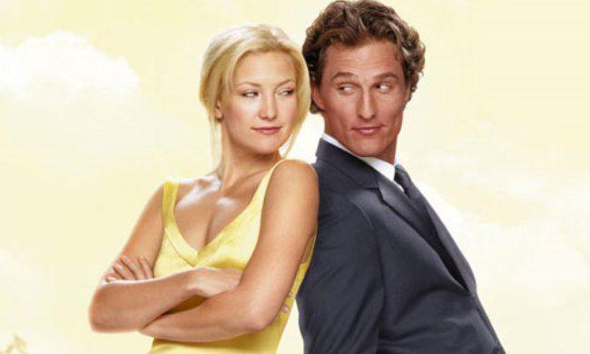 Kate Hudson logró conquistar a Matthew McConaughey repitiendo los errores que cometen las chicas comunes, pero eso solo lo logra Kate. ¡Tú no te atrevas!
