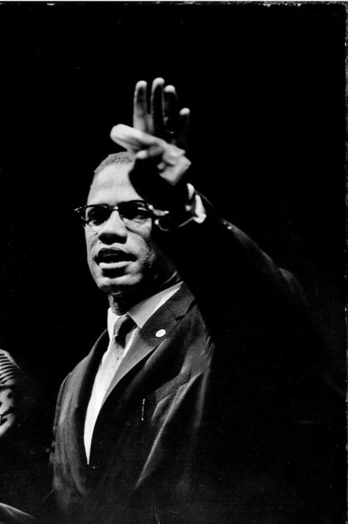 Bayard Rustin Debate  November         Malcolm X