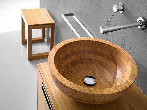Waschtisch Holz FUr Aufsatzwaschbecken ~   auf Pinterest  Waschschale, Aufsatzwaschbecken Oval und Waschtisch