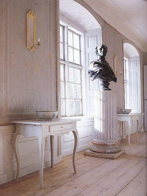 Swedish Style Light Floors