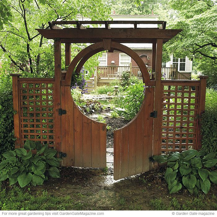 167 best Garden Design Ideas images on Pinterest Garden gate