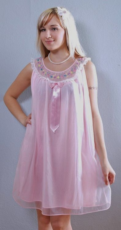 Amarriedsissy Not A Babydoll Pj But Just As Pretty Http