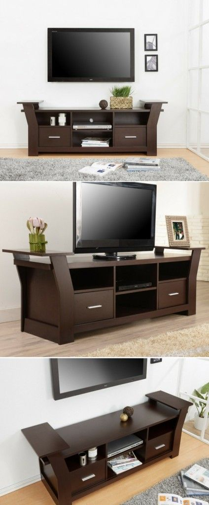 25 best ideas about best tv stands on pinterest white for Furniture of america torena