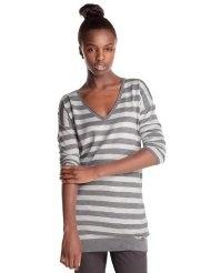 ESPRIT Damen Pullover, gestreift G21512