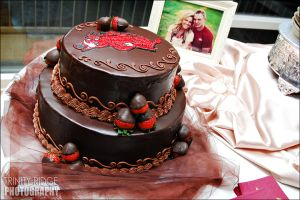 Razorback Wedding Cake Groom's Cake