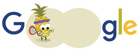 2º Dia dos Jogos Doodle Fruit 2016! Saiba mais em g.co/fruit 06/08/2016