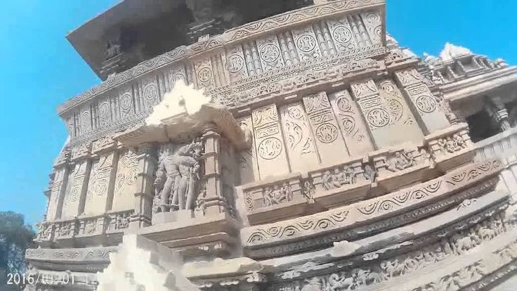 Why the Karma Sutra Temples were made in Khajuraho and a viewing of them