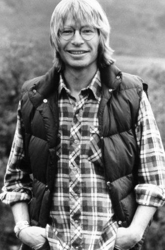 John Denver. True folk music. ck I used to sit up late at night and write songs to his music...lol...wonder where those are!