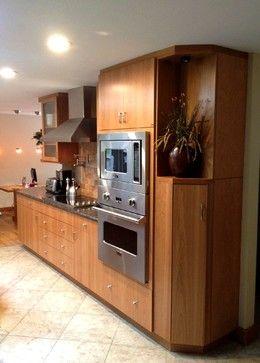 Denver, CO Kitchen Remodel, Crystal Cabinet Works Inc. , Springfield Door  Style,