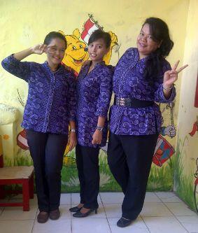 Guru - Guru TK Pelita