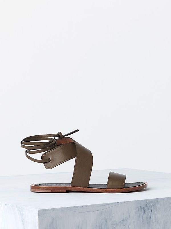 Phoebe Philo | CÉLINE Spring 2014 Sandals