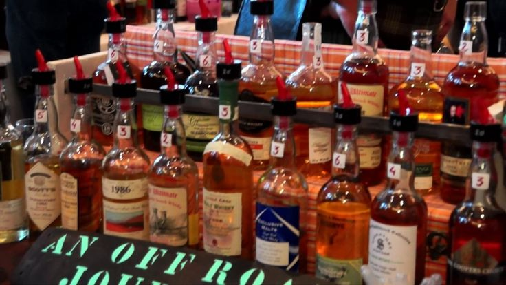 The Spirit Of Maastricht whisky and food festival 29 October 2016
