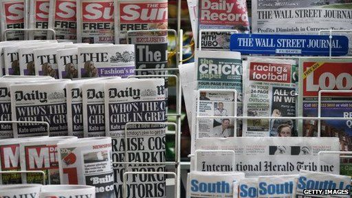 Digital news catches up with papers in UK, Ofcom says - The number of people using websites & apps to find out about the news has overtaken the number reading printed newspapers for the same purpose in the UK, according to the country's media watchdog.