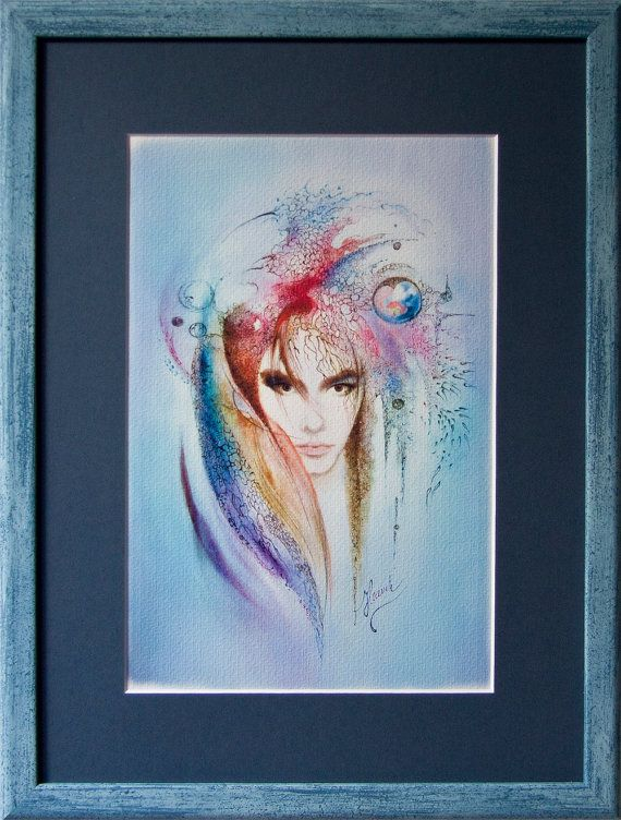 Scorpio star zodiac sign angel planet queen horoscope astrology space drawing…
