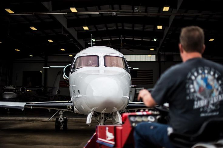 Among many things involved in converting a private jet into an air ambulance is pulling it out of the hangar like a cowboy!     #Dallas #Texas #USA #Hangar #Tug #Mechanic #Airport #Aviation #Airplane #Flying #Pilot #Aviator #Explore #Travel #Nikon #D610 #Gulfstream #Astra #G100 #Latitude #Ambulance #Jet