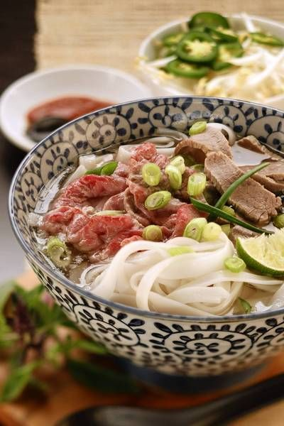 There are noodle soups and there is pho, Vietnam's richly complex gift to the world. Pho (say: fuh) may prompt wisecracks and punny tee shirts, judging by those we saw at Ho Chi Minh City's Ben (Page 2 of 2)...