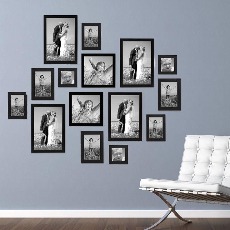 best 25 bilderrahmen schwarz ideas on pinterest schwarz. Black Bedroom Furniture Sets. Home Design Ideas