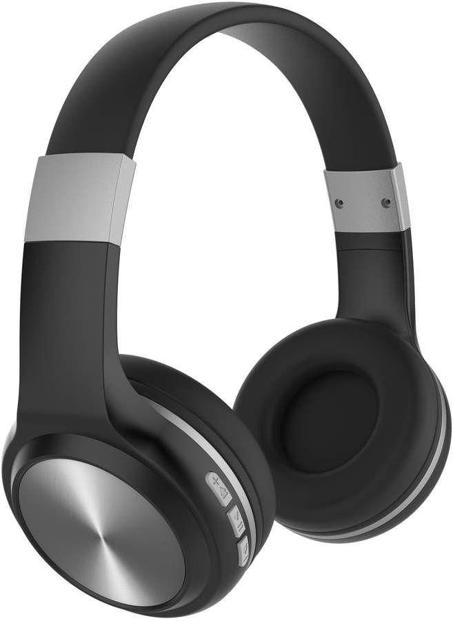 Dgl Usa Hype Quartz Pro Overhead Wireless Headphones Black Earcup Folding Easy Black Headphones Wireless Headphones Headphones