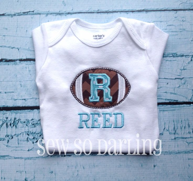 Baby football outfit  Baby Football outfit  by SewSoDarling, $19.00