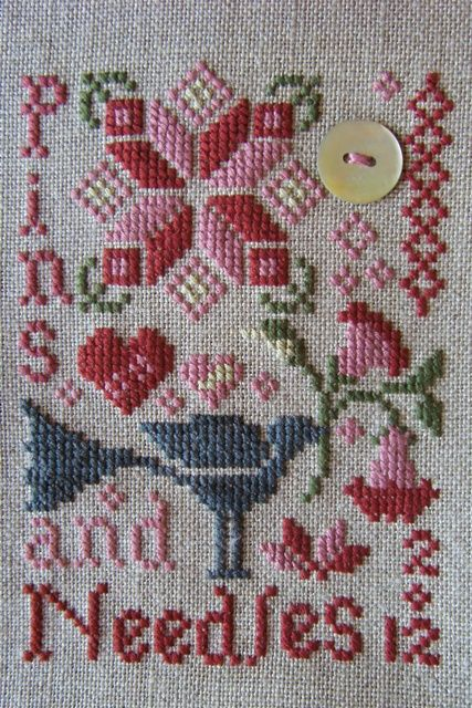 Blackbird Designs - community blog for embroiderers, stitchers
