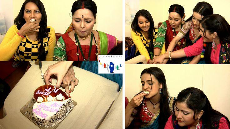 Womens day celebration Rangrasiya cast