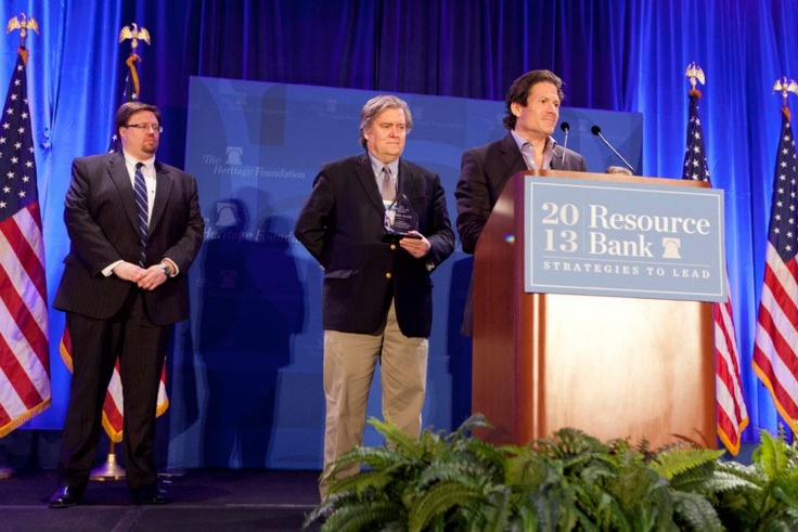 Breitbart.com's and long-time friend of Andrew Breitbart, Larry Solov, remembers Andrew's legacy #BreitbartAward