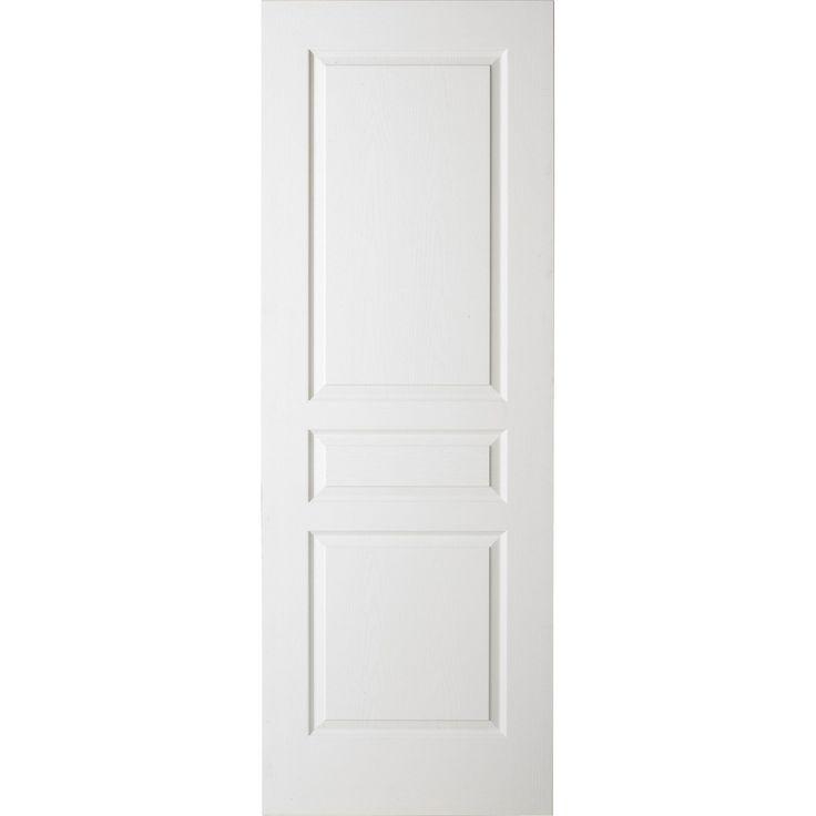 Dimension de la porte (en cm):204 x 73                                                                                                                                           Recoupable:Non                                                                                                                            ...