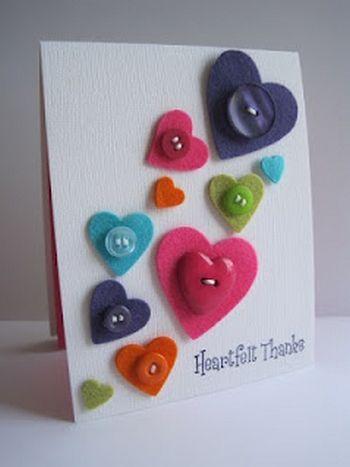 tarjetas de amor hechas a mano en d paso a paso buscar con google