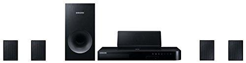 Samsung HT-J4500 5.1 3D Blu-ray Heimkinosystem (500W, Bluetooth, FM Tuner) schwarz