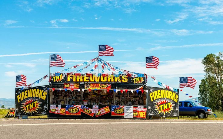 All the States Where You Can Legally Buy Fireworks for the Fourth of July