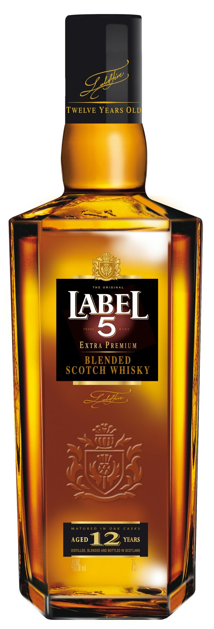 label 5 scotch