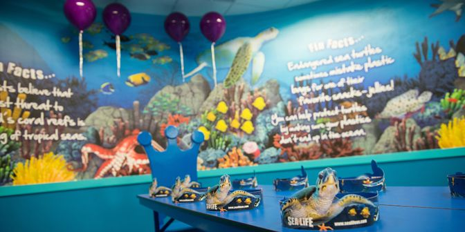 sealife aquarium grapevine b day party birthdays party ideas pinterest party at aquarium. Black Bedroom Furniture Sets. Home Design Ideas