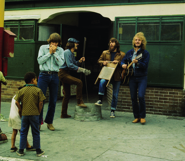 Fortunate Son: Willy and the Poor Boys: Creedence Clearwater Revival