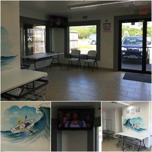 9 best Rockport Texas Laundromats images on Pinterest Rockport - nettoyer moisissure joint salle de bain