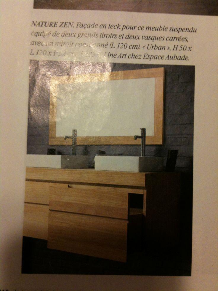 16 best teck images on Pinterest Bathroom, Bathroom furniture and - teck salle de bain sol