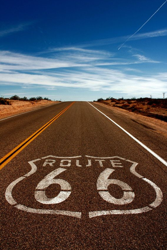 Route 66 in Flagstaff AZ Planing