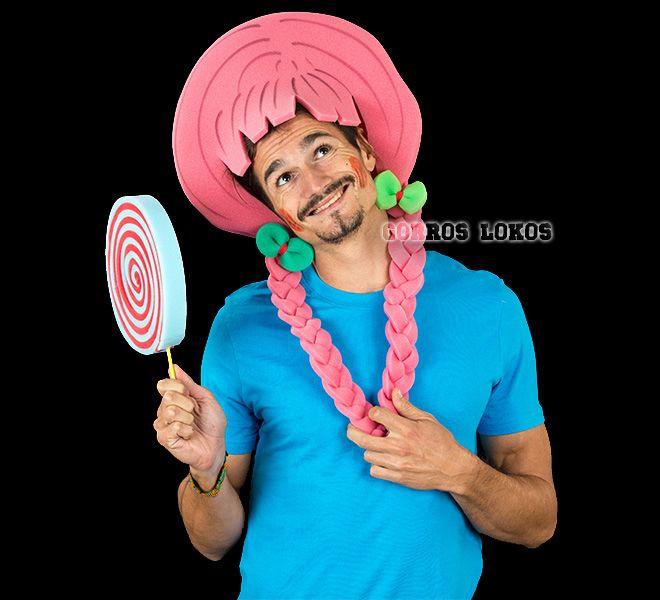 GORROS GOMAESPUMA BASICS¡¡¡ Disfruta y diviértete con los BÁSICOS de Gorros Lokos !!!Los gorros, sombreros, diademas y pelucas de gomaespuma más populares de Gorros Lokos. Sencillos, originales y muy divertidos, nuestros básicos son un complemento ideal y no pueden faltar en