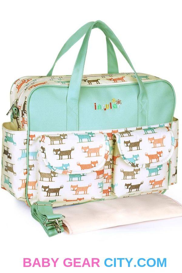 nappy wallet diaper wallet nappy bag flamingo Nappy changing bag diaper bag