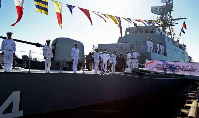 ايران ضمن الدول الخمس المتقدمة في تصنيع المدمرات والسفن الحربية