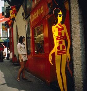Aristos, Carnaby Street, 1966